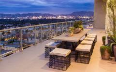 aménagement extérieur résidence de luxe