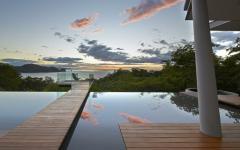 ambiance romantique costa rica villa