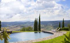 piscine maison de campagne luxe
