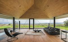 salon pièce principale design minimaliste