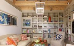 espace de détente et lecture résidence secondaire