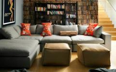 bibliothèque personnelle maison