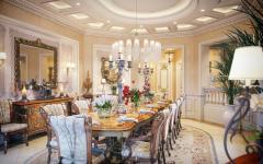 villa opulent orientale de luxe