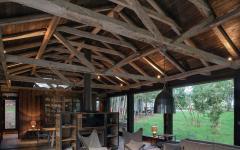 résidence secondaire en plein campagne rénovée