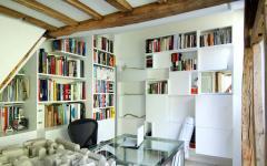 bureau duplex logement de ville paris