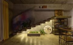 bureau à la maison atypique original artistique appartement