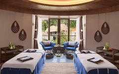complexe hôtelier de luxe phuket