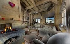 séjour luxe chalet de ski courchevel