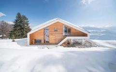 rénovation ancienne maison alpine