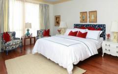 chambre à coucher bel appartement