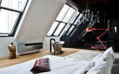 loft industriel intérieur design