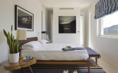 chambre minimaliste maison secondaire vacances