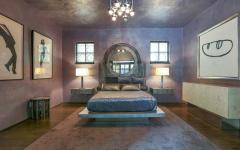 Chambre à coucher amis design luxe