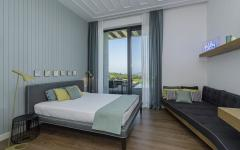 ameublement minimaliste chambre moderne