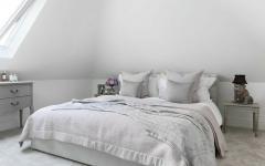 chambre en gris amis maison contemporaine
