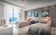 Chambre double balcon sur la mer