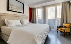 chambre appartement luxe duplex