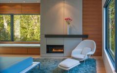 chambre minimaliste maison modulaire préfabriquée