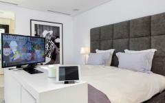 chambre tout confort villa à louer luxe marbella vacances
