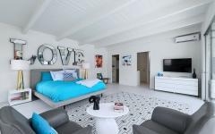 maison de luxe chambre design