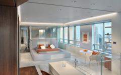 disposition originale appartement duplex luxe