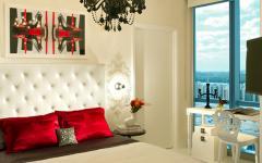 chambre appartement de vacances vue mer