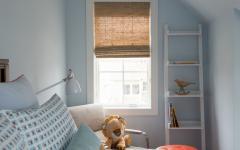intérieur chambre enfant couleurs douces