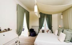chambre à coucher design deco luxe