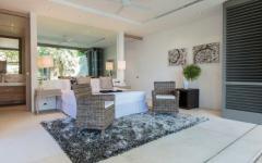 intérieur luxe villa de vacances exotique à louer