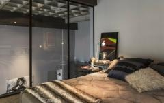 chambre design unique villa de vacances