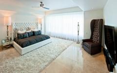 chambre glamour décoration