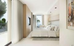 chambre parentale villa exotique prestige villefranche