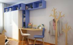 chambre garçon appartement déco design moderne