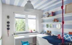 décoration chambre enfant appartement moderne