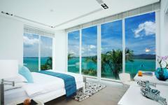 villa de luxe panorama suite