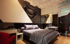 chambre d'adolescent garçon maison familiale luxe
