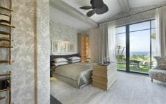 chambre à coucher unique villa de luxe vacances