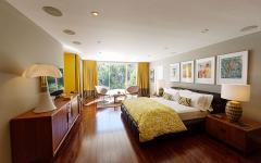 belle résidence luxe maison moderne californie