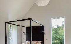 mobilier minimaliste ameublement chambre moderne