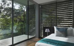 chambre vue sur la mer villa de luxe phuket