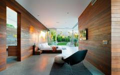 chambre parentale spacieuse résidence de luxe