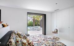 chambre parentale de luxe villa de rêve