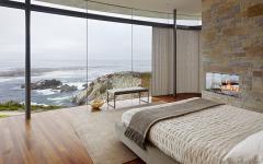 chambre avec panorama sur l'océan