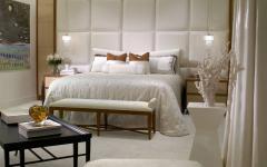 chambre principale design ameublement luxueux