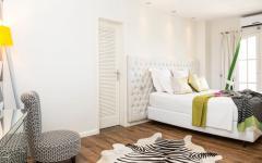 suite chambre deco luxe design villa à louer de vacances rio de janeiro brésil