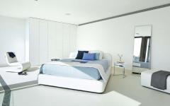 chambre à coucher design intérieur