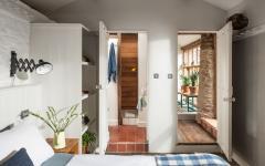 belle maison de campagne rustique rénovée chambre