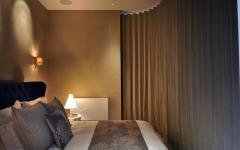 rideaux intimité chambre mezzanine