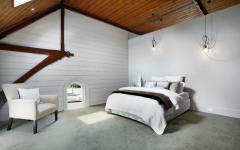 belle chambre sous le toit