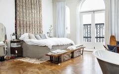 chambre à coucher originale